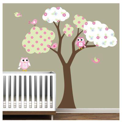 Fantasy deco vinilos decorativos cuarto del bebe - Vinilos para habitacion de bebe ...