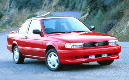 Photos 1991 nissan b13 sentra se r for sale - Nissan Sentra Se R