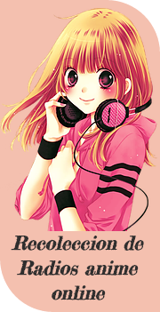 Recoleccion de Radio Anime Online