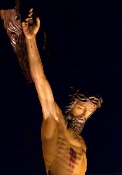 Santísimo Cristo Crucificado