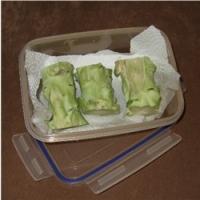 Brokkoli für Meerschweinchen