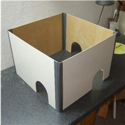 Meerschweinchen Wühlbox