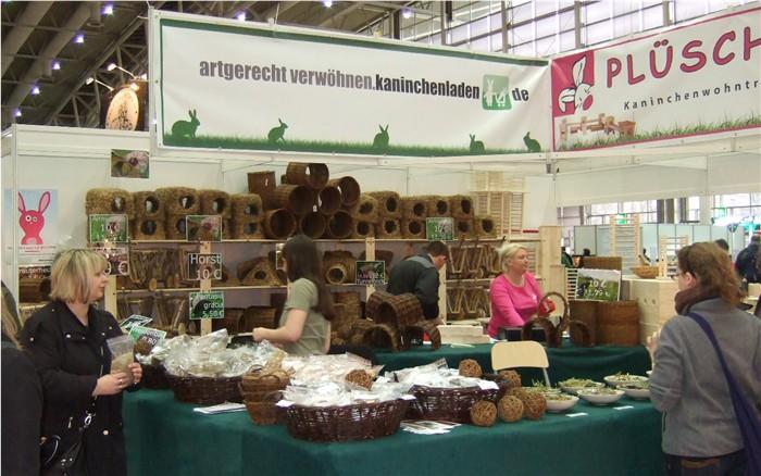 Heimtiermesse Hannover 2011