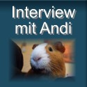 Interview mit Meerschweinchen Andi