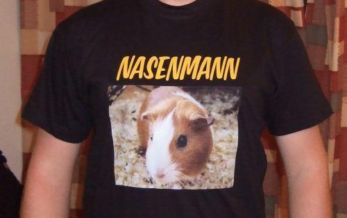 Nasenmann T-Shirt
