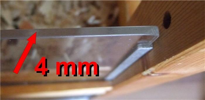 4 mm Plexiglasstärke für Meerschweinchen Eigenbau