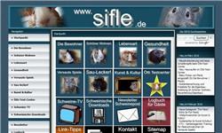 Banner von sifle.de