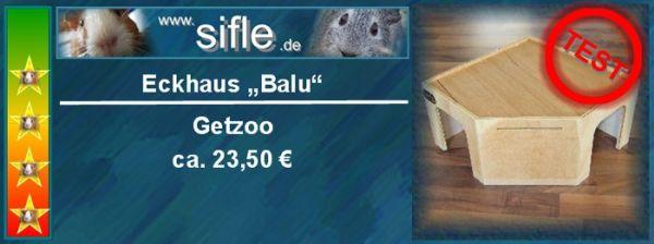 Eckhaus Balu von Getzoo