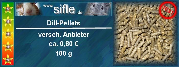 Dillpellets