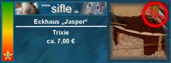 Eckhäuschen Jesper von Trixie