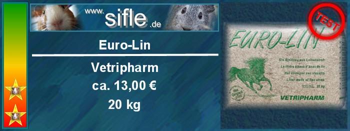 Euro Lin Meerschweinchen Einstreu