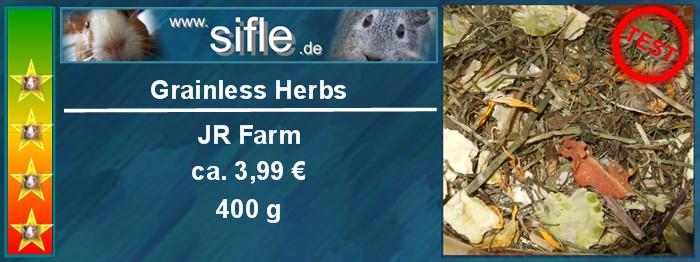 Grainless Herbs
