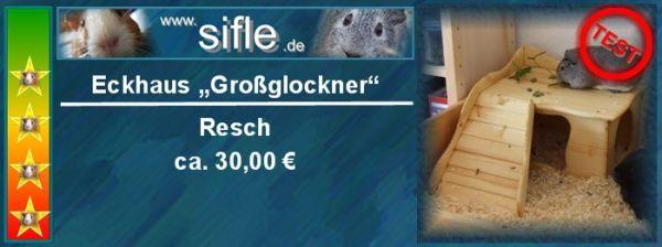 Großglockner von Resch