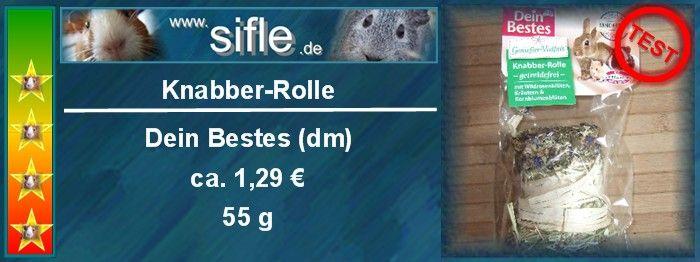 Knabber-Rolle
