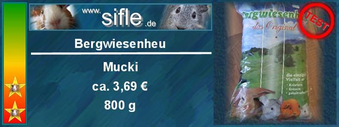 Mucki Bergwiesenheu