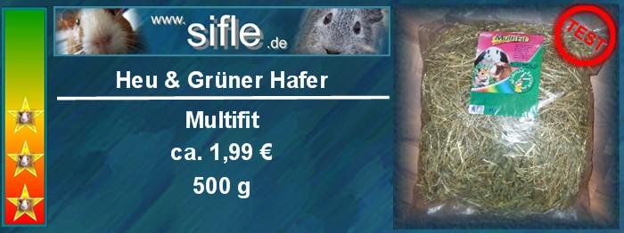 Multifit Heu und Hafer