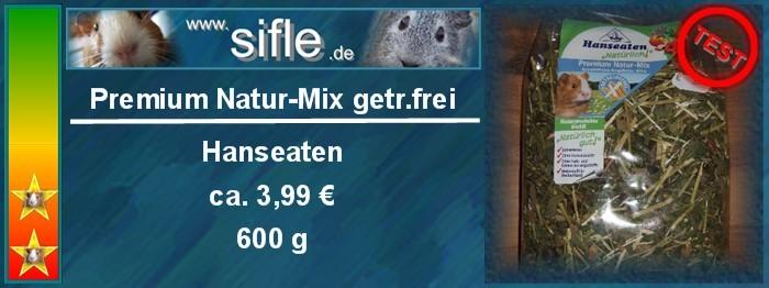 Premium Natur-Mix getreidefrei