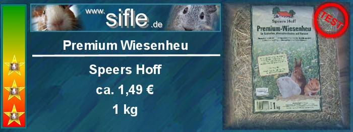 Premium Wiesenheu