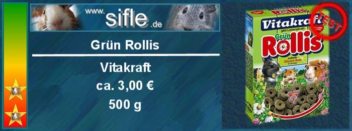 Grün-Rollis
