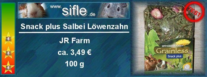Testlogo Salbei und Loewenzahn von JR Grainless