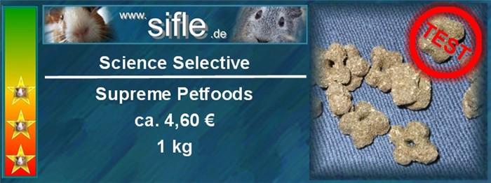Meerschweinchen Test Science Selective