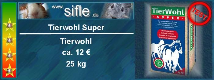 Meerschweinchen Einstreu Tierwohl Super