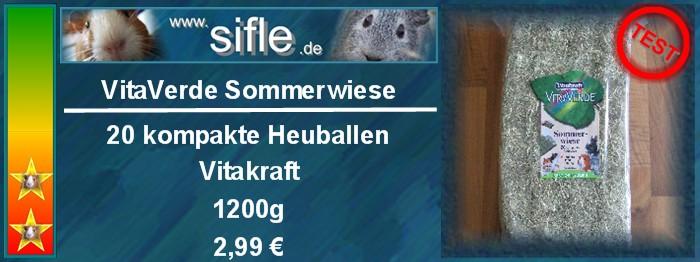 Vite Verde Meerschweinchen Mini-Heuballen