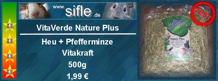Vite Verde Meerschweinchen Heu