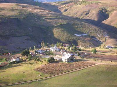 Vista de Gutún
