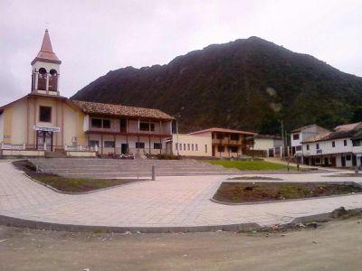 Parque e Iglesia de Jima