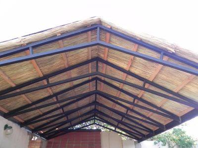 Construcciones especiales simoni cubiertas metalicas y - Cerchas metalicas para cubiertas ...