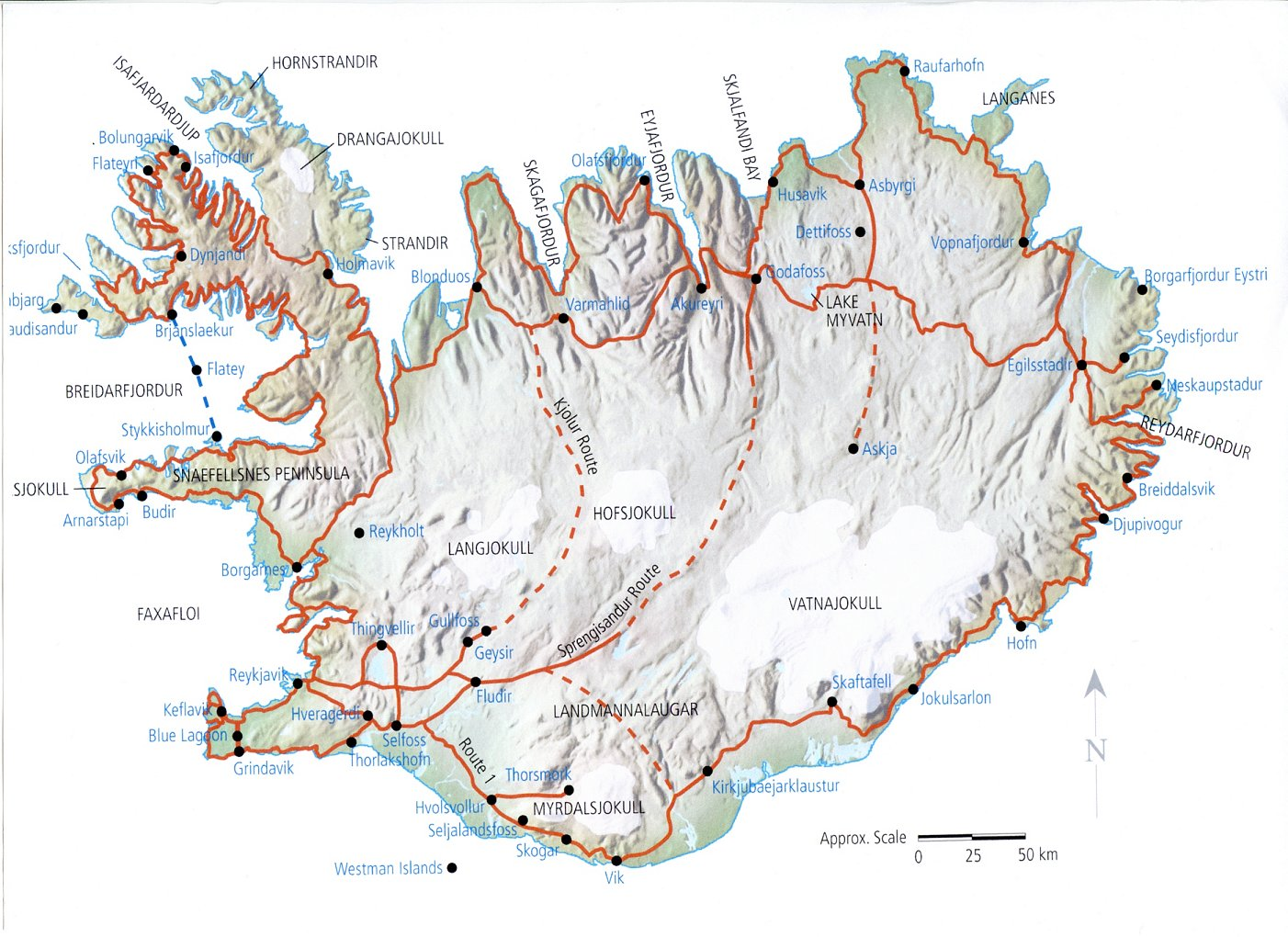 Island Karte Von Bilddatei Pictures