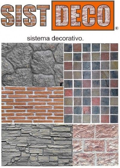 Sistdeco home for Papel para pared imitacion piedra
