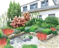 skm garten und landschaftsbau g nter m ller garten beispiel 1. Black Bedroom Furniture Sets. Home Design Ideas