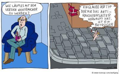 Raucher Sprüche Kills Slowly Anti Raucher Comics