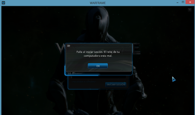 [Ayuda] Problemas con Warframe
