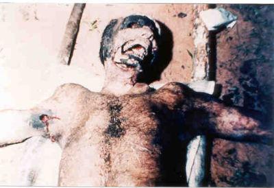 La mutilaciones de ganado extraterrestre ademas mataron a un HOMBRE IMPRESIONANTES IMAGENES Mute3tn8