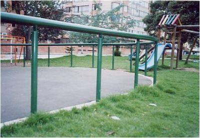 Soluciones perimetrales nuestros productos for Amoblamiento urbano