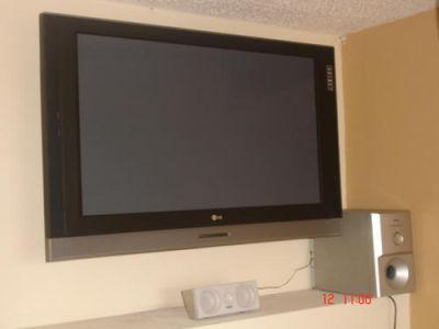 Soporte de televisor led lcd plasma en quito galeria - Soporte tv 42 pulgadas ...
