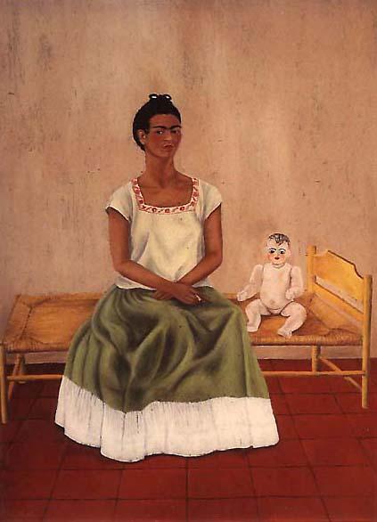 Carmen Frida KAHLO resimleri