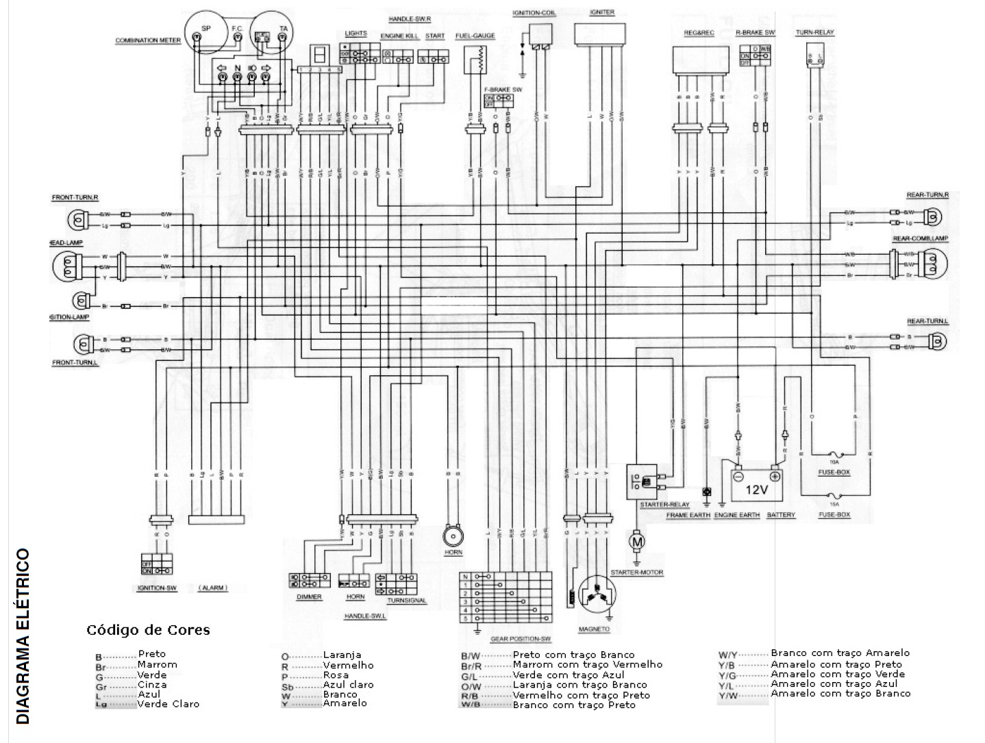 1984 mercury grand wiring diagram  1984  free engine image