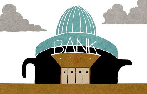 Bancos Dibujos Animados Dibujos de Bancos Imagui
