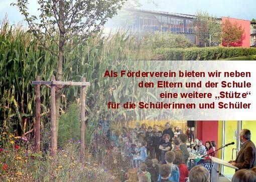 Der Förderverein St. Felix Werk e.V. als weitere Stütze