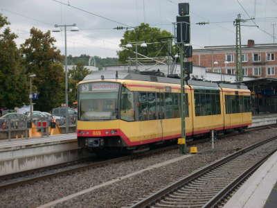 Willkommen Auf Meiner Homepage Karlsruher Stadtbahn