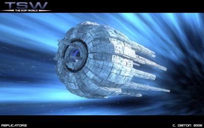 Stargate Replikatoren