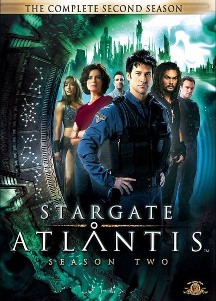 смотреть онлайн звёздные врата атлантида 2 сезон