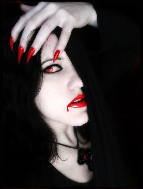 Фото девушек вампиров на аву