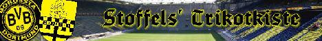"""""""Kleine"""" aber Feine (private) Trikotsammlung von Trikots des Ballspielvereins Borussia 09 Dortmund e.V."""