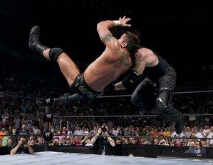 WWE Randy Orton RKO