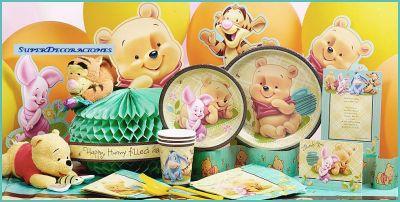 Superdecoraciones fiesta infantil bombas bebe winnie pooh for Decoracion winnie pooh para fiesta infantil